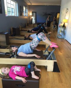 reach pilates studio
